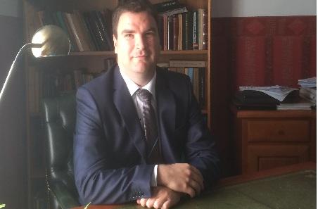 dr. Petricsevics Milán